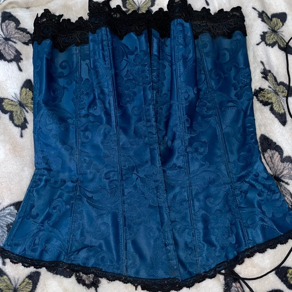 Frederick's of Hollywood Dream Corset Size 34